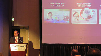 Latin America expert Sergio Dawidowicz presents the perfect design integration of KINEGRAM ZERO.ZERO features.