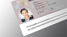 security hologram, secure documents, holograma, DOV, Dispositivo Opticamente Variável, Dispositivo Optico Variable, KINEGRAM for visa protection, secure documents, protecting identities