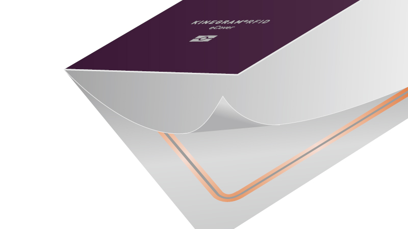 KINEGRAM RFID - eCover for passports